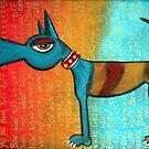 Dog Speaks by Laura Barbosa
