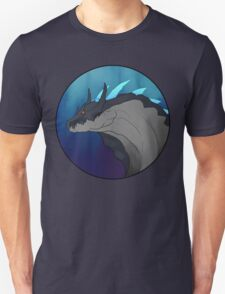 Abyssal Lagiacrus Portrait Unisex T-Shirt