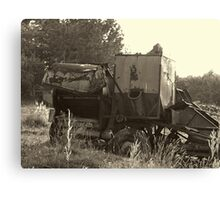 From Yesteryear Canvas Print