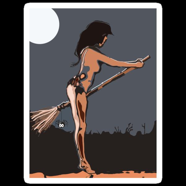 SEXY WITCH by Jon de Graaff