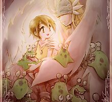 Child of Light by Achiru