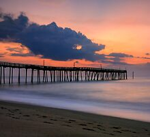 Atlantic Dawn, OBX by Michael Treloar