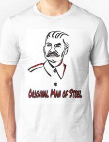 Original Man of Steel T-Shirt
