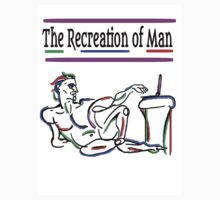 Recreation of Man by PeachHeads