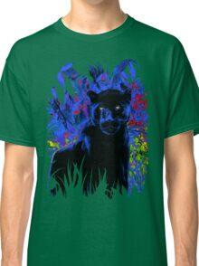 Bright eyes - Black Panther Classic T-Shirt