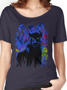 Bright eyes - Black Panther Women's Relaxed Fit T-Shirt