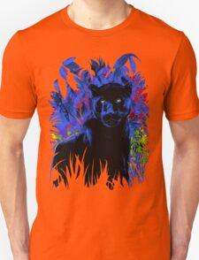 Bright eyes - Black Panther T-Shirt