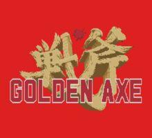 Golden Axe Logo Kids Clothes