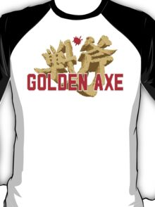 Golden Axe Logo T-Shirt
