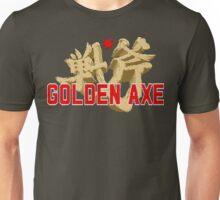Golden Axe Logo Unisex T-Shirt