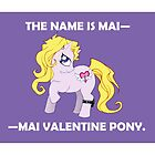 Mai Pony by Achiru