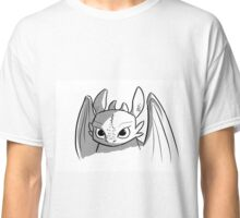 Toothless doodle Classic T-Shirt