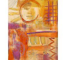 Vigilant Sun - WIP Photographic Print