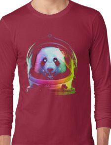 Astronaut Panda Long Sleeve T-Shirt