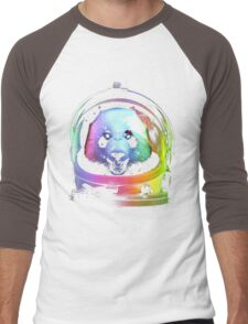Astronaut Panda Men's Baseball ¾ T-Shirt