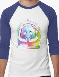 Astronaut Panda Men's Baseball ¾ T-Shirt