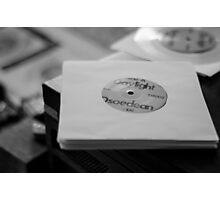 Dsoedean 7inch Vinyl Photographic Print