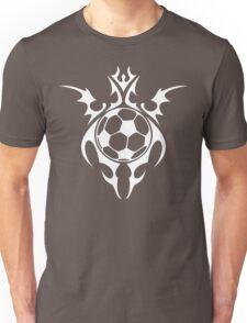 tribal soccer ball Unisex T-Shirt