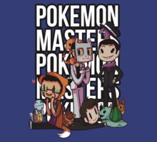 The 4 Masters by SlyFoxHound