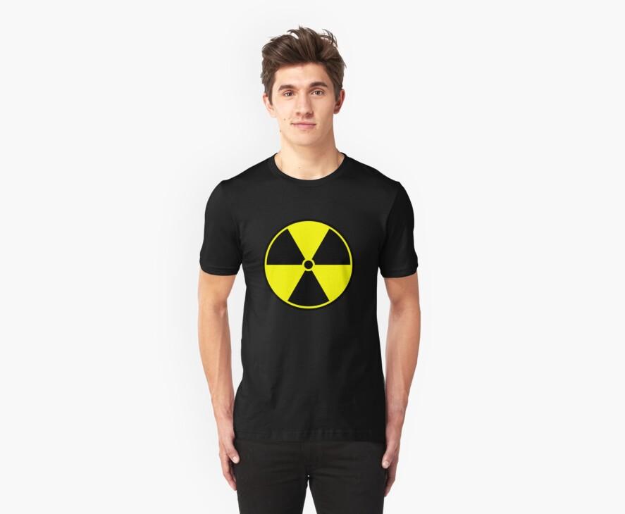 Radioactive by Del Parrish
