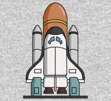 Space Shuttle by halo13del