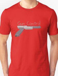 """Gun Control"" Nintendo Controller T-Shirt"