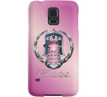 Pink Cadalek Samsung Galaxy Case/Skin