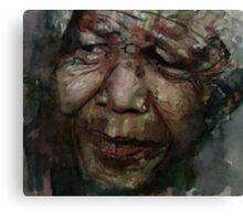 Prayers for an Extraordinary Man Canvas Print