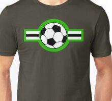 soccer airstripe Unisex T-Shirt