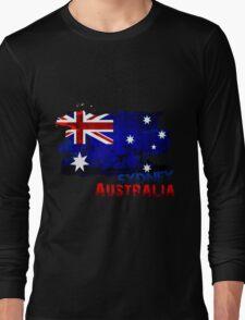 Sydney, Australia Long Sleeve T-Shirt