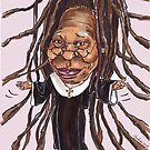 AVE WHOOPI by andrea v
