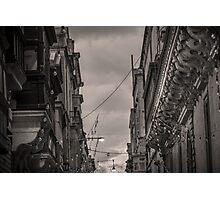 Valletta Balcony  Photographic Print