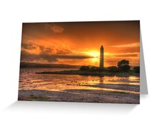 Largs Pencil Greeting Card