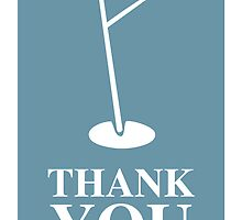 thank you golf by maydaze