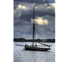 The Stormy Petrel  Photographic Print