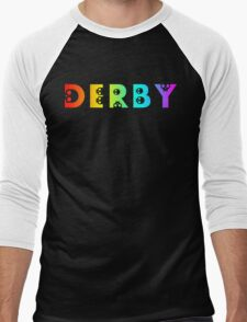 derby Men's Baseball ¾ T-Shirt