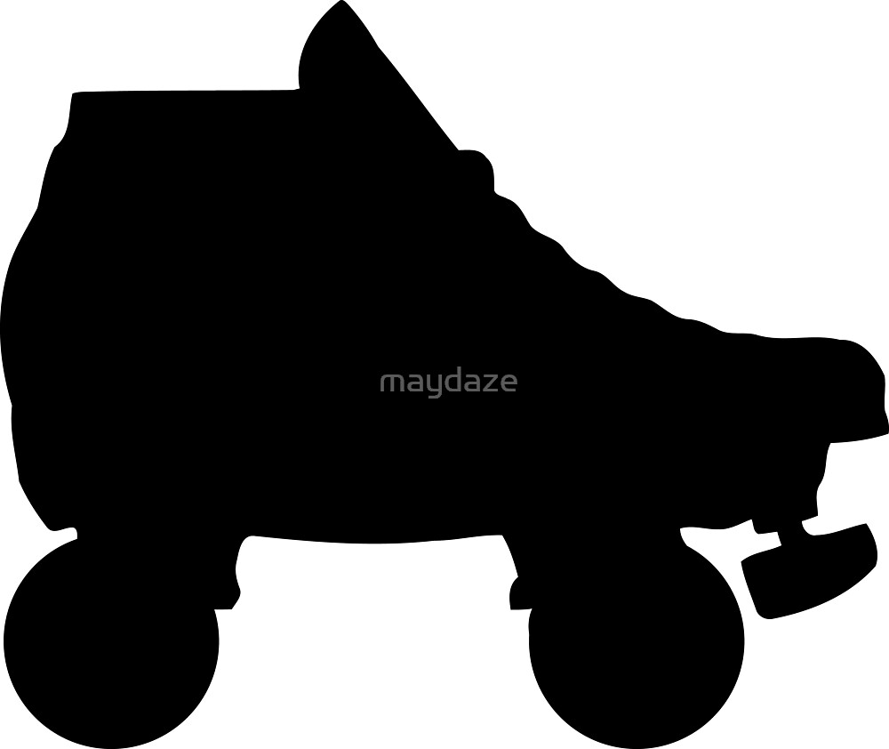 rollerskate  by maydaze