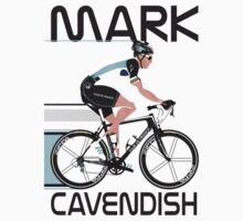 Mark Cavendish Baby Tee