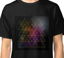 Triangles Classic T-Shirt