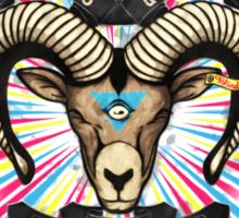 END OF SHEEP BREEDING Sticker