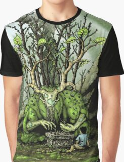 the swamp king Graphic T-Shirt