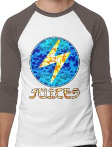 JUICED Men's Baseball ¾ T-Shirt