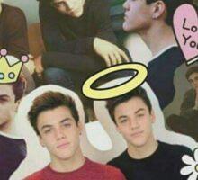Dolan Twins Sticker