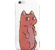 Charles the Super Kitty iPhone Case/Skin