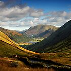 Kirkstone Pass. by John Pickles