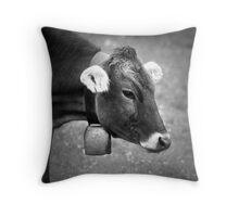 Alpenmilch Throw Pillow