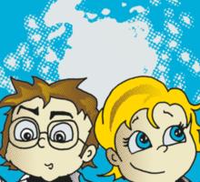 Team SG1 Sticker