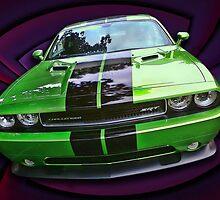 Challenger SRT by James Brotherton