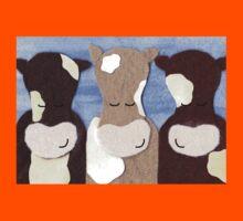 Happy Cows Kids Tee