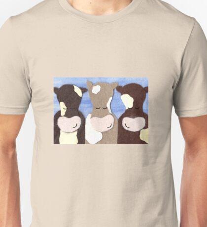 Happy Cows Unisex T-Shirt